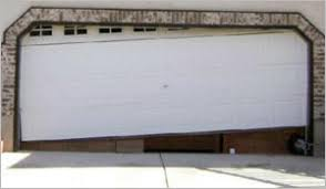 garage door off trackServices  Garage Door master  Columbus OH