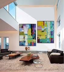 Home Interiors Paintings Set
