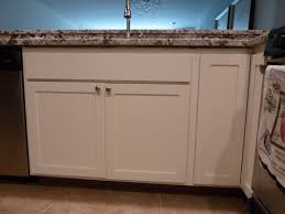 Trim Under Cabinets Gap Between Granite And Cabinets