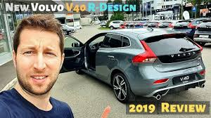 Volvo V40 2019 R Design New Volvo V40 R Design 2019 Review Interior Exterior