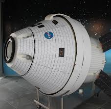 Kapseltechnologie Orion Kapsel Leitet Neue ära Der Raumfahrt Ein