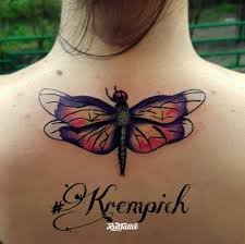 стрекоза значение татуировок в россии Rustattooru