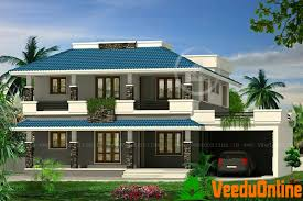 Small Picture Super Double Floor Kerala House Design 2239 sq ft