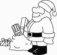 Small Picture Free Printable Santa Claus Coloring Pages Barriee