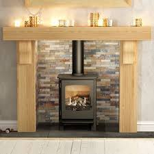 be modern elicot solid oak fireplace surround