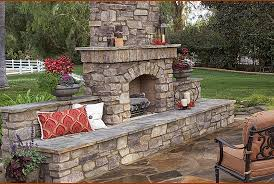 fireplaces brick ovens fire pits