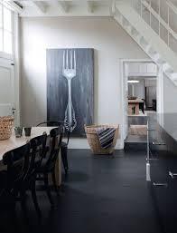 Tableau noir pour décorer la salle à manger