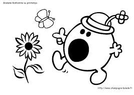 Coloriage Printemps Gratuit Liberate