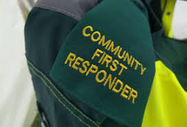 Image result for community first responder