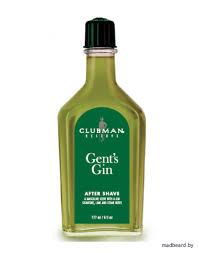 Купить Clubman <b>Gent s</b> Gin - <b>Лосьон после бритья</b> Джин 180 мл в ...