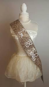 18th birthday sash glitter sash personalised sash any age bride to be