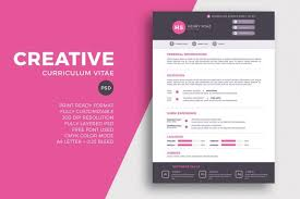 Resume Templates Free Download Creative 50 Best Cv Resume Templates Of 2018 Design Shack Creative Tem Mychjp