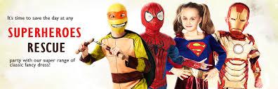 superhero villain costumes