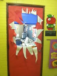 Office Christmas Door Decorating Contest Winners Thirkell Teachers Spread  Holiday Cheer With Door Decorating
