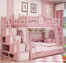 princess bunk beds with slide. Exellent Princess 15001900mm Bunk Bed Pink Childern Solid Wood Bady Fluctuation Girl Princess  With Princess Bunk Beds Slide S
