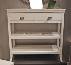 hall console tables with storage. Console Table Design Cottage Chic White Wood Hallway With Storage Sofa Ebay Brown Wall Rectangular Shape Hall Tables