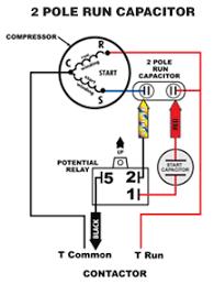 capacitor run motor wiring diagram Capacitor Start Motor Wiring Diagram capacitor run motor wiring diagram wiring diagrams database capacitive start motor wiring diagram