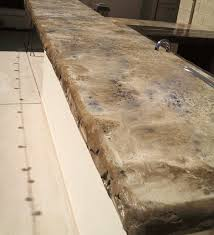 chandler arizona stained concrete countertops gilbert arizona stained concrete countertops