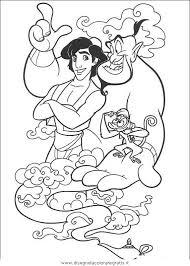 Disegno Aladdin48 Personaggio Cartone Animato Da Colorare