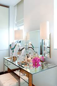 Mirror Side Tables Bedroom 17 Best Ideas About Mirror Furniture On Pinterest Glam Bedroom