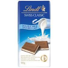Lindt Swiss Classic Double Milk Chocolate Walmart Canada