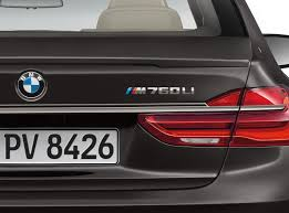 New BMW M760Li xDrive Gets Massive 6.6-Liter V12 Turbo With 600 Horses
