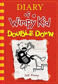 new car release diaryDiary of a Wimpy Kid  11 Double Down Jeff Kinney 9781419723445