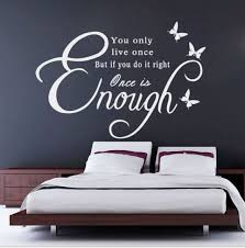 english words removable room home decor wall stickers decal vinyl art mural