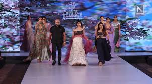 Fulki Design Label Fulki Showcases At Bangalore Times Fashion Week 2019