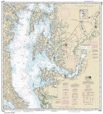 12263 Chesapeake Bay Cove Point To Sandy Point Nautical Chart