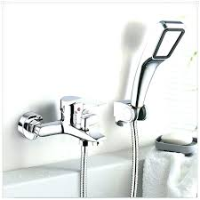 sophisticated installing bathroom faucet memory bathtub faucet with inside bathtub faucet with hand shower ideas deck