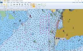 Interstate Sailing Incorporated Raster Charts