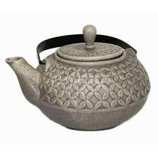 <b>Заварочный чайник FISSMAN</b> 9392 (800 мл) серый песочный