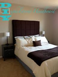 diy upholstered headboard ideas best do it your self
