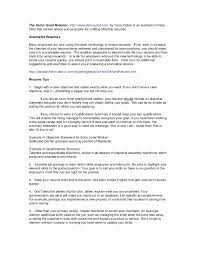 Sample General Objective For Resume Should I Put An Objective On My Resume General Resume