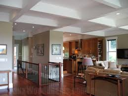 Creating a decorative ceiling design with sleek Regal beams is a simple  process.