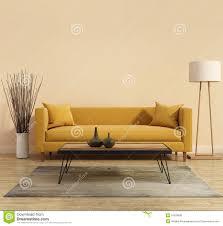 living room minimalist Mini Sofa Designs For Perfect Homey Feel