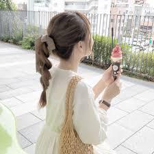 7days毎日可愛いがルールですロングヘア彼女の1週間のヘアアレンジ事情