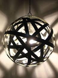 unique chandelier lighting. orbits urban chandelier recycled wine barrel metal hoops galvanized steel bands ceiling light fixture home lighting made easy kew u0026 electrical unique i