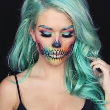 image result for s woodland fairy makeup tutorial sugar skull