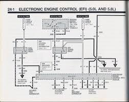 1990 ford mustang wiring diagram 1990 F250 Alternator Wiring Diagram 2107 F250 Horn Circuit