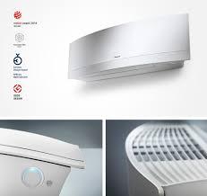 Daikin Air Conditioner Red Light Air Conditioner Daikin Emura Recognised With Prestigious