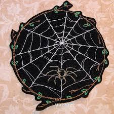 How To Make A Spider Web Dream Catcher Spider Web Dream Catcher Iron On Embroidery Patch MTCoffinz 45