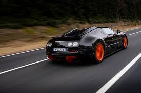Bugatti Veyron GS Vitesse Sets New Open-Top Speed Record at 409KM ...