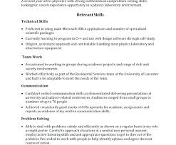 Resume Skills Examples Gorgeous Communications Skills Resume Examples Of Resume Skills Functional