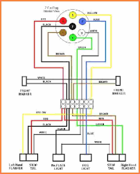 trailer light wiring diagram 4 wire diagram 4 Prong Trailer Wiring Diagram trailer light wiring diagram 4 wire hbphelp me