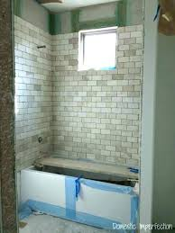cost to install tile shower how to prepare a floor for tile cost install shower h cost to install tile shower