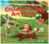 Austin Symphony Childrens Day Art Park Events Tickets