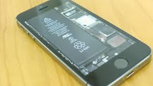 iPhone 5s · 5c transparent through ...