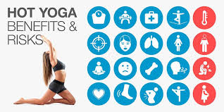 18 sizzling benefits of hot yoga and 5